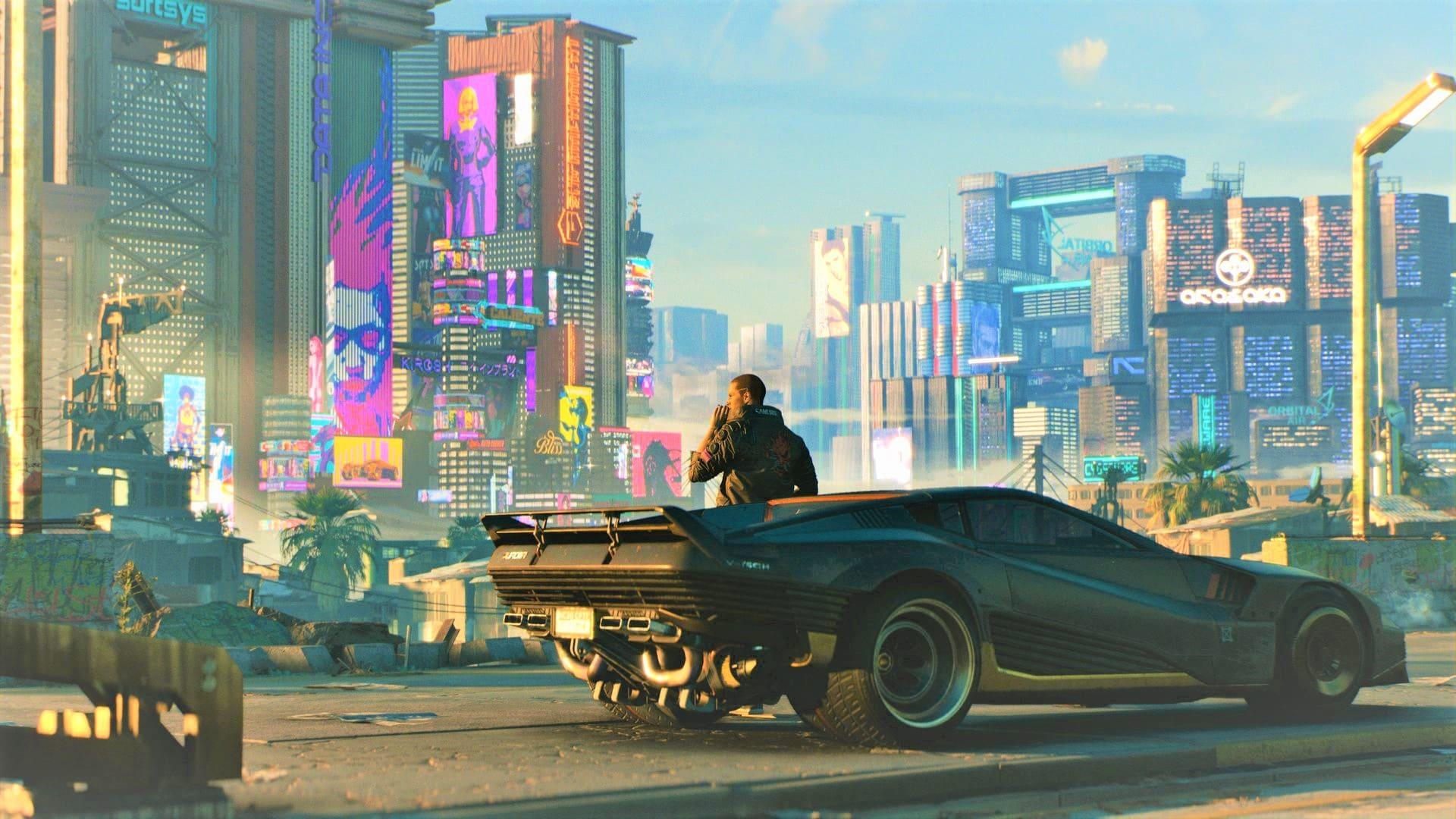 Cyberpunk 2077, resi noti gli orari di sblocco del gioco