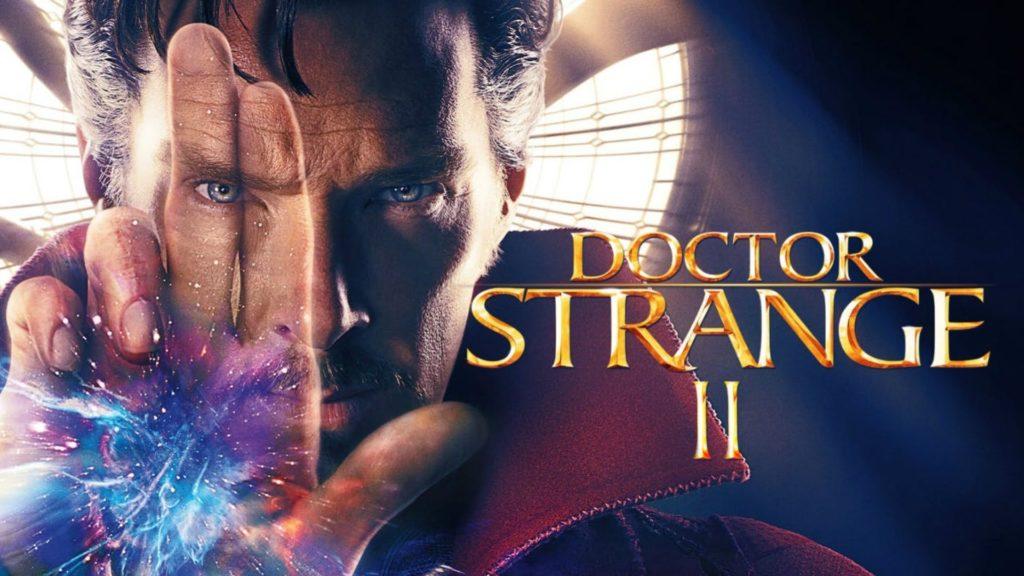 доктор странный 2 Райми