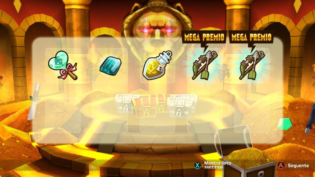 Snack World: revisión de Dungeon Scouts