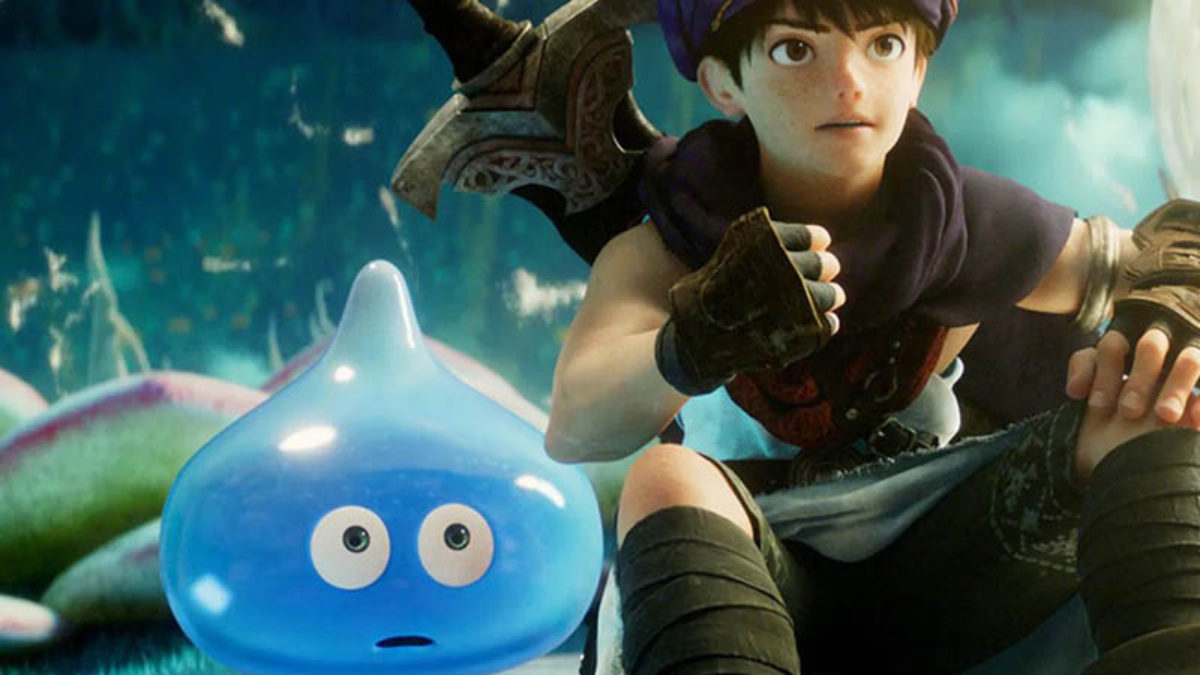 Dragon Quest Your Story Ya Esta Disponible En Netflix