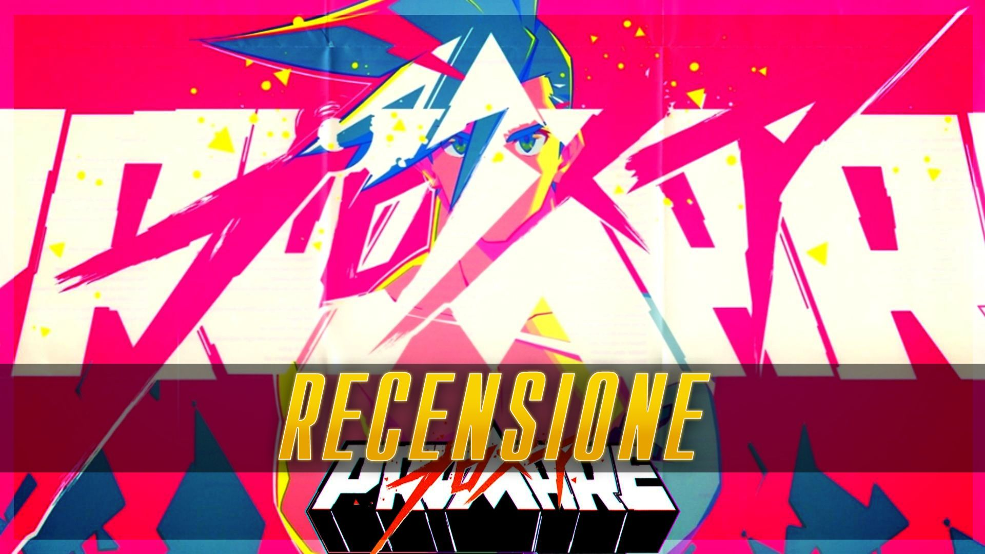 30+ Promare Wallpaper Hd PNG