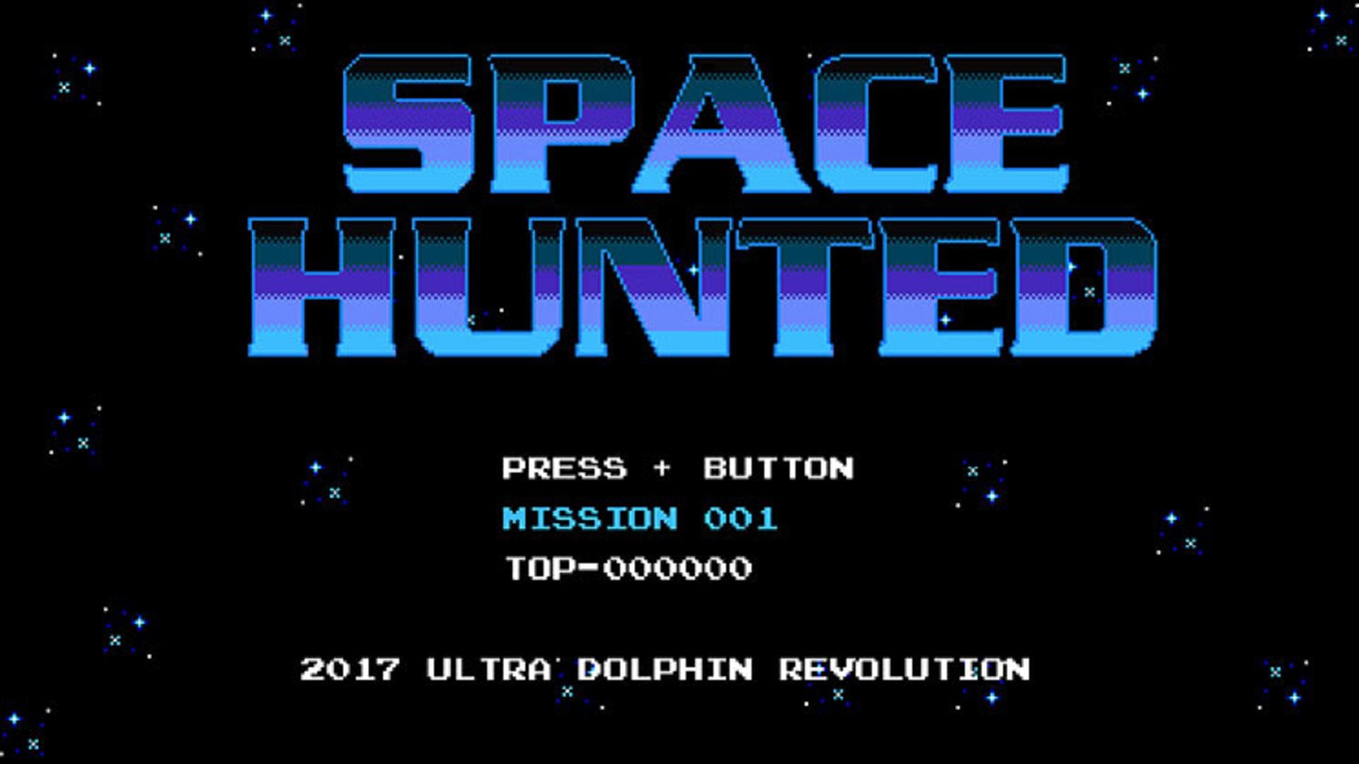 Nintendo Wii U Space Hunted