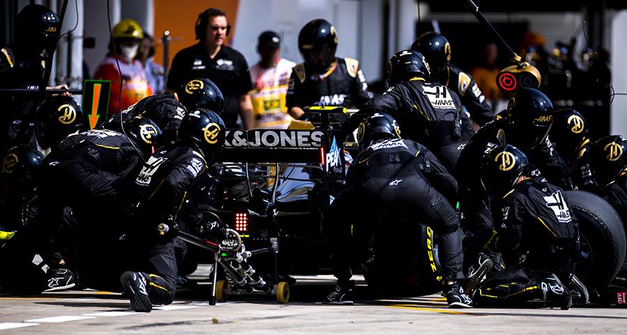 Fórmula 1 para sobrevivir