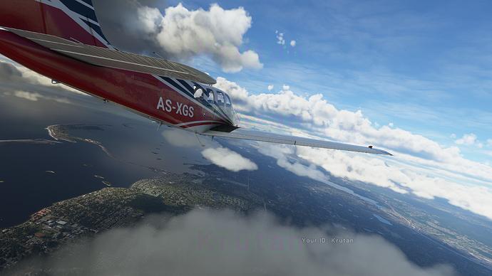 Microsoft Flight Simulator-Bilder