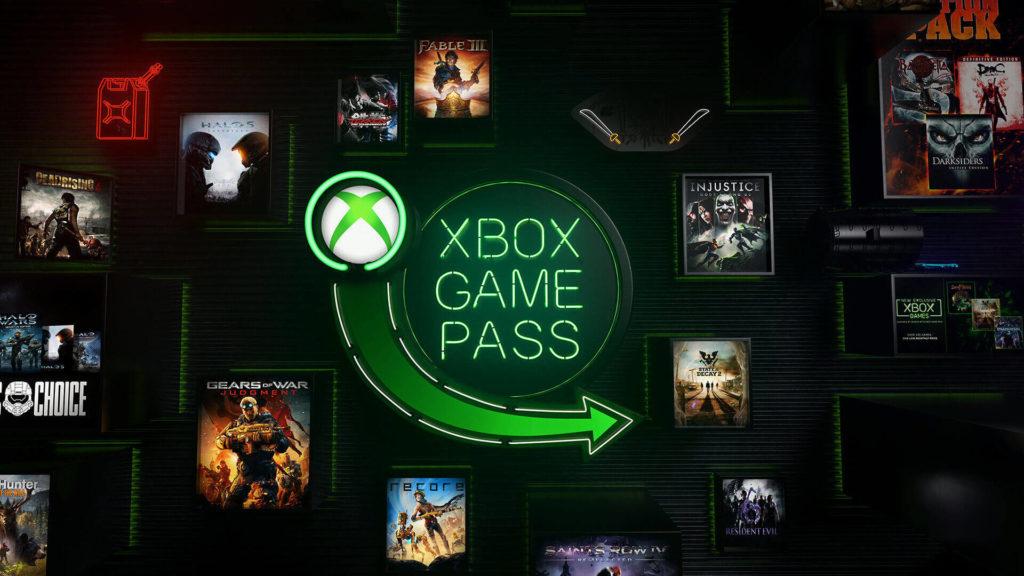 Xboxゲームパスコントロール