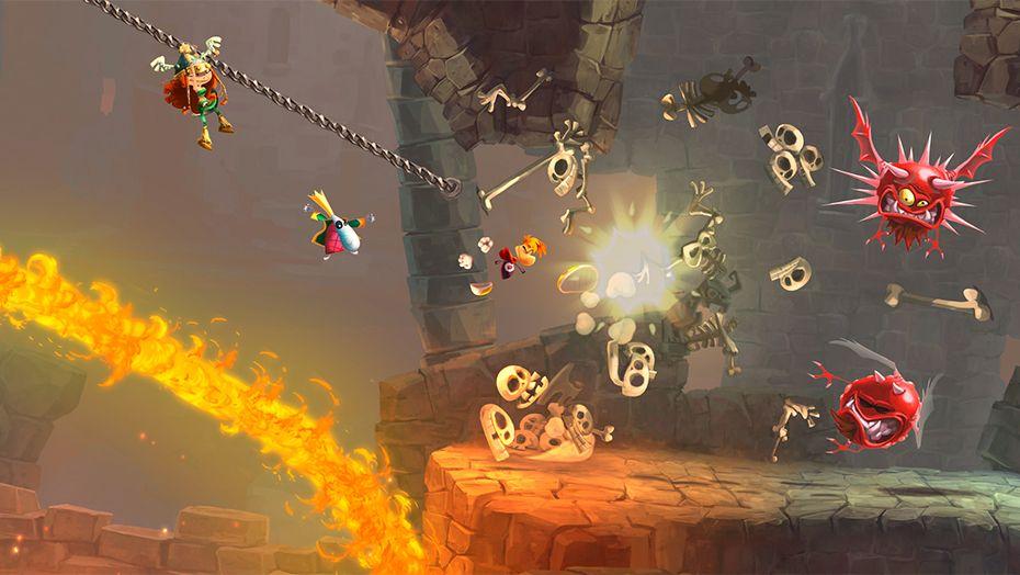 Rayman महापुरूष