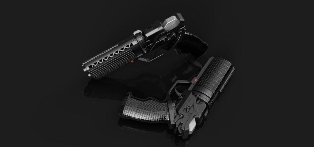 3D Model Blade Runner
