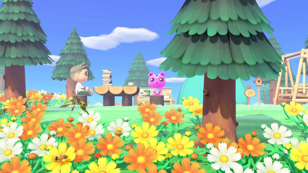 Animal Crossing: New Horizon Intro 2