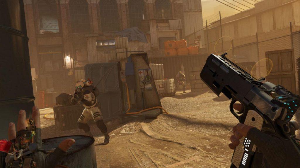 हॉफ-लाइफ: एलिक्स गेमप्ले