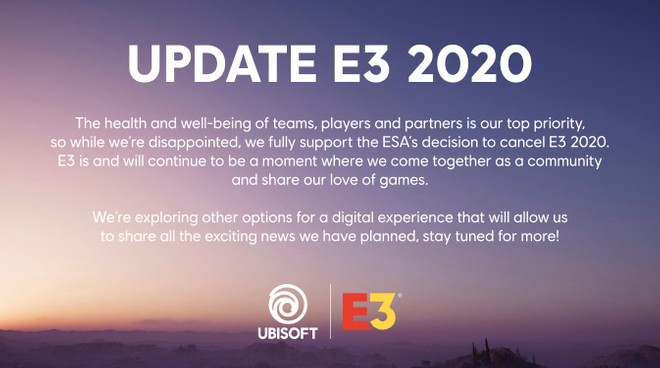 Ubisoft_Comunicato