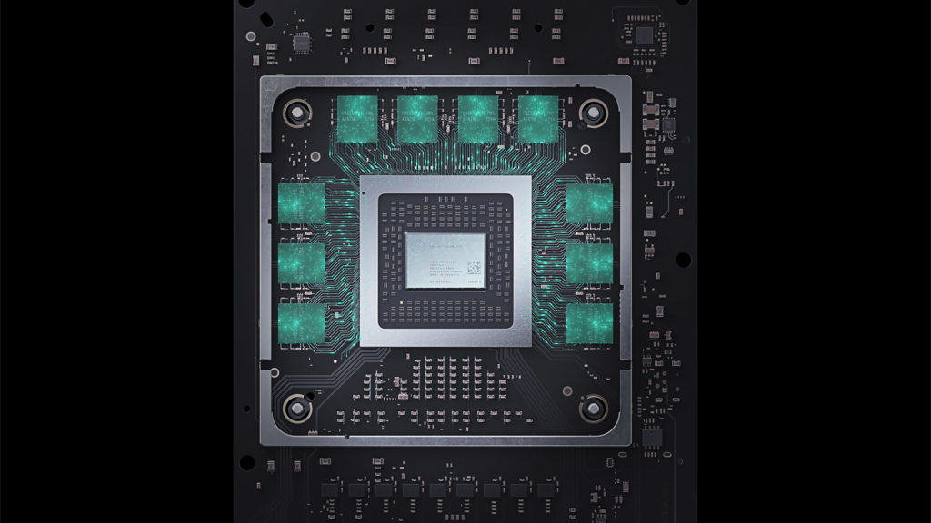 SOC do Xbox Series X