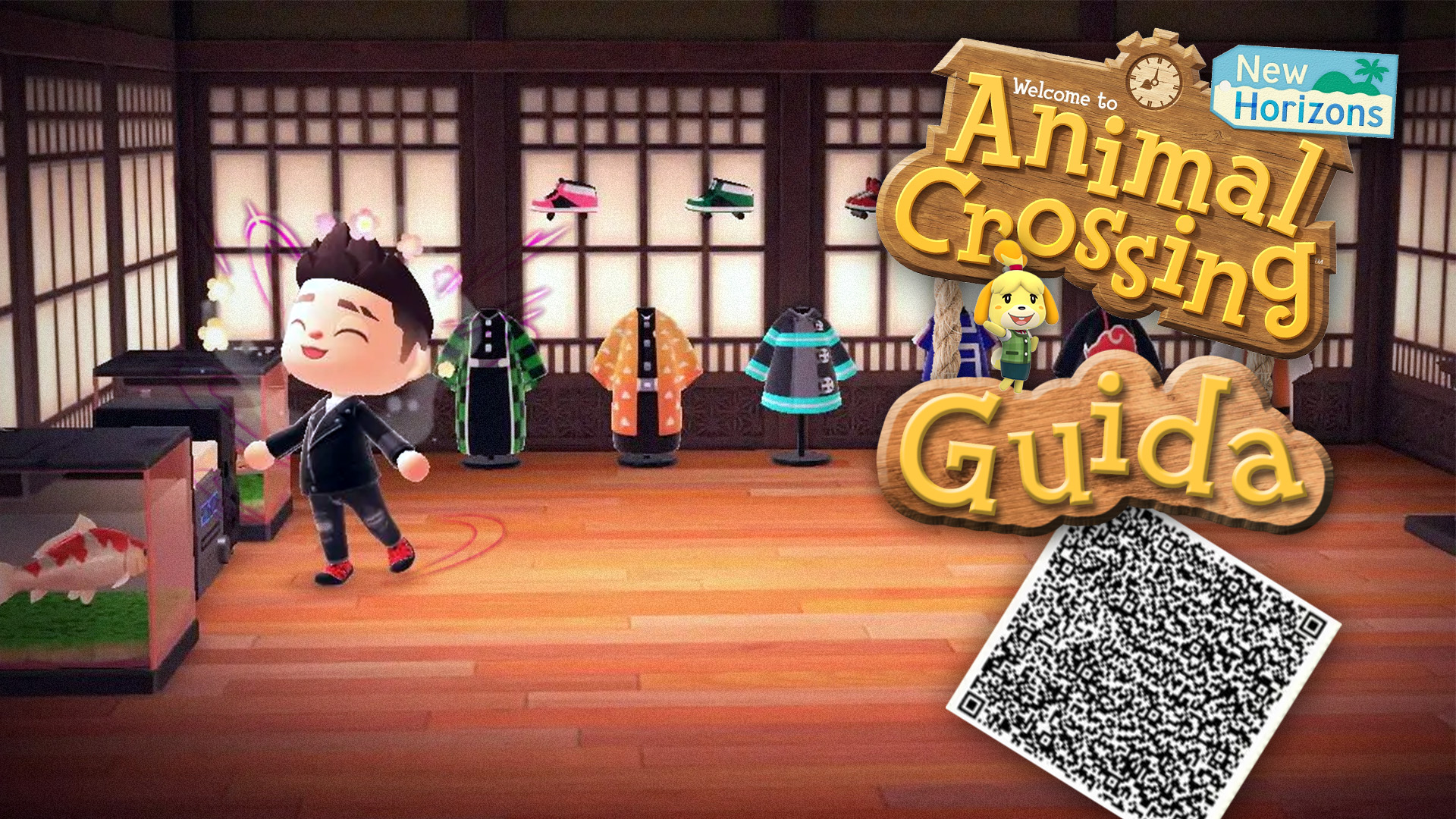 Animal Crossing New Horizons Guide To Qr Codes And Models Let S
