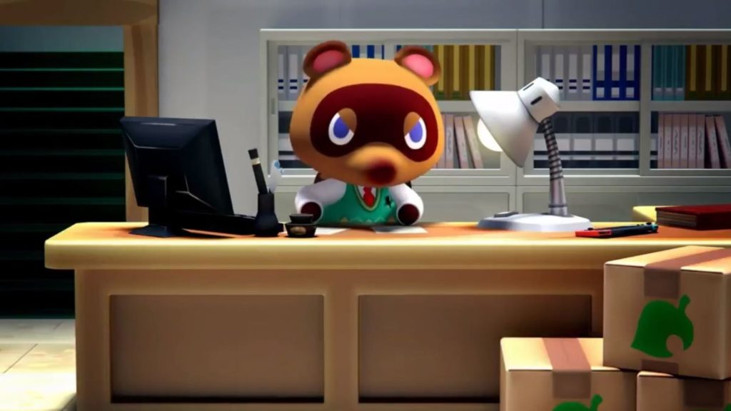 Animal Crossing Thumbnail
