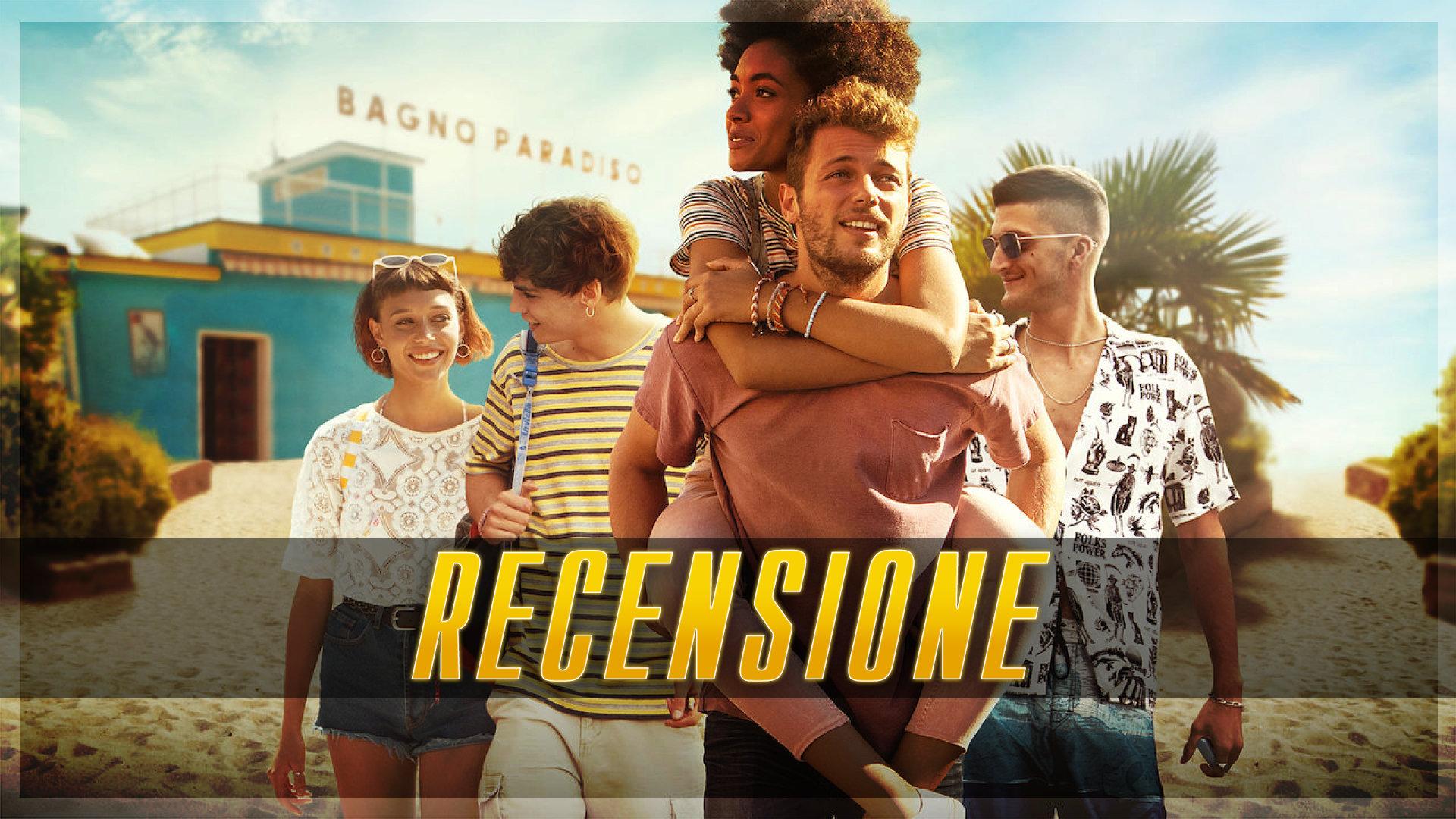SUMMERTIME - Dal 29 aprile 2020 solo su Netflix