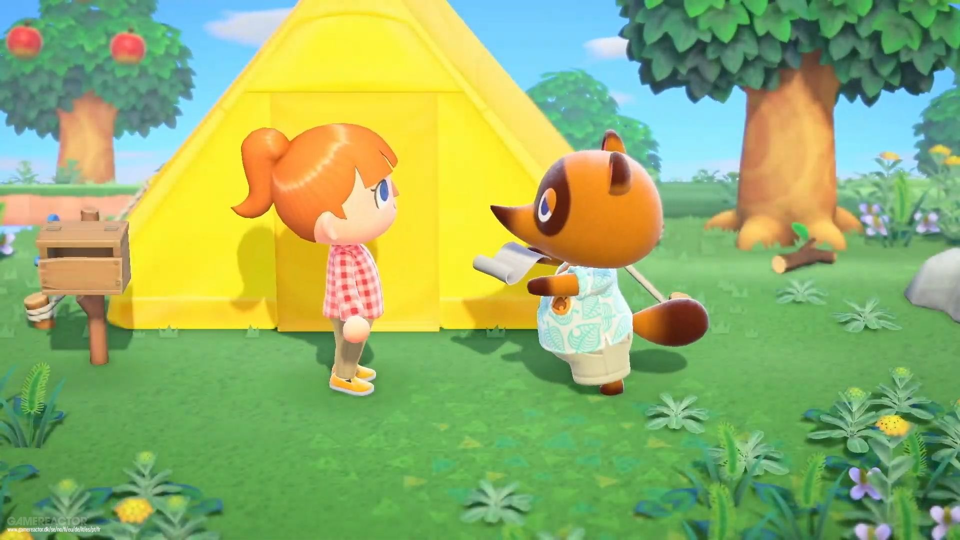 Animal Crossing New Horizons Here S What To Do If The New