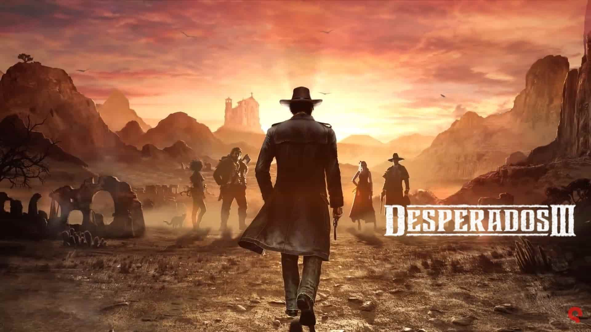 Desperados Iii We Discover The New Trailer With Hector Mendoza