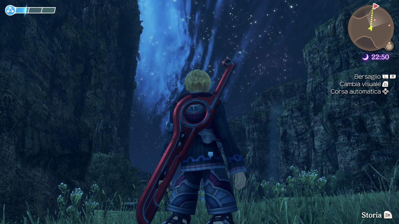 Xenoblade Chronicles Edición definitiva 3