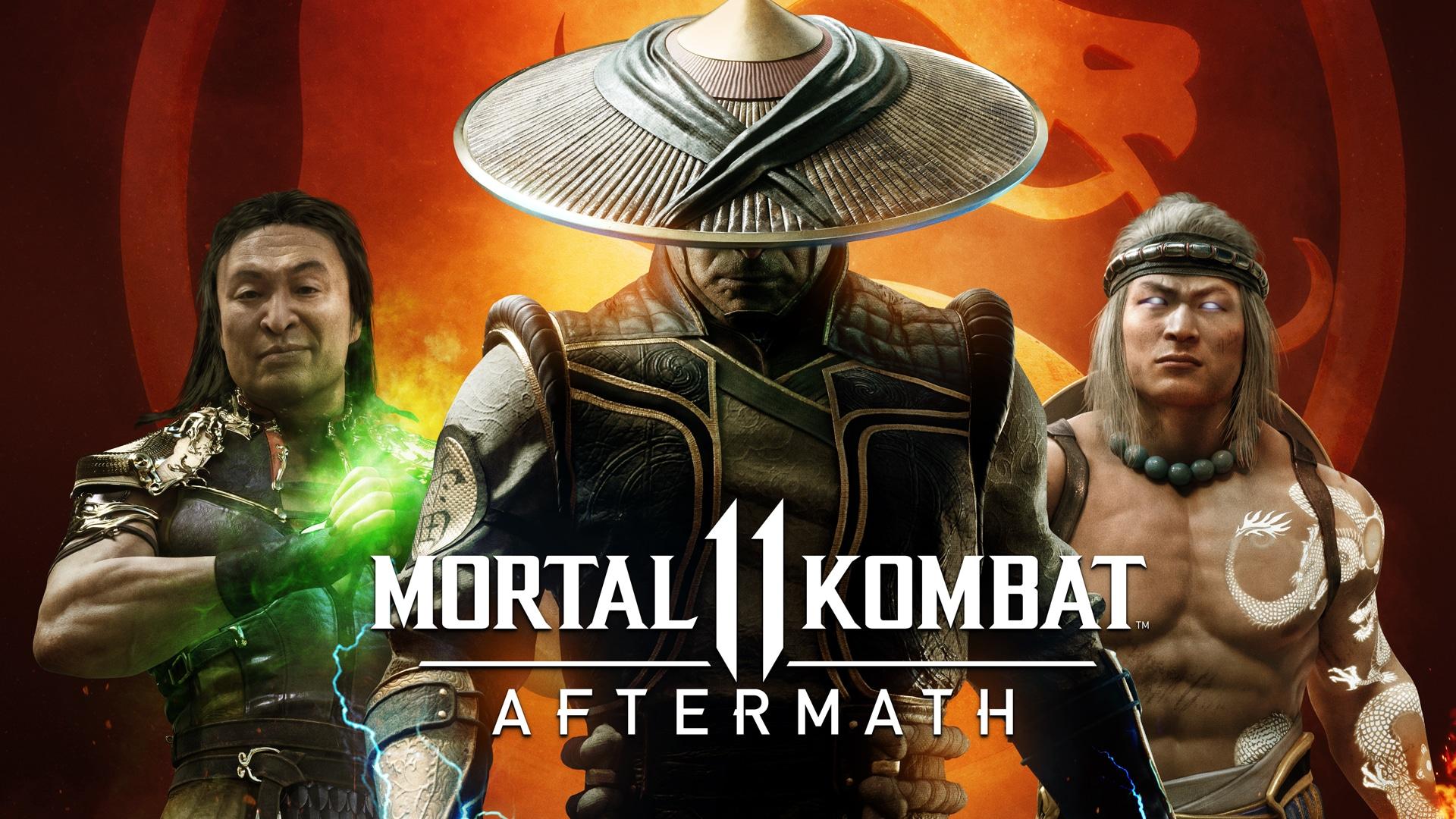 Mortal Kombat 11, Aftermath DLC annoncé »Parlons des jeux vidéo