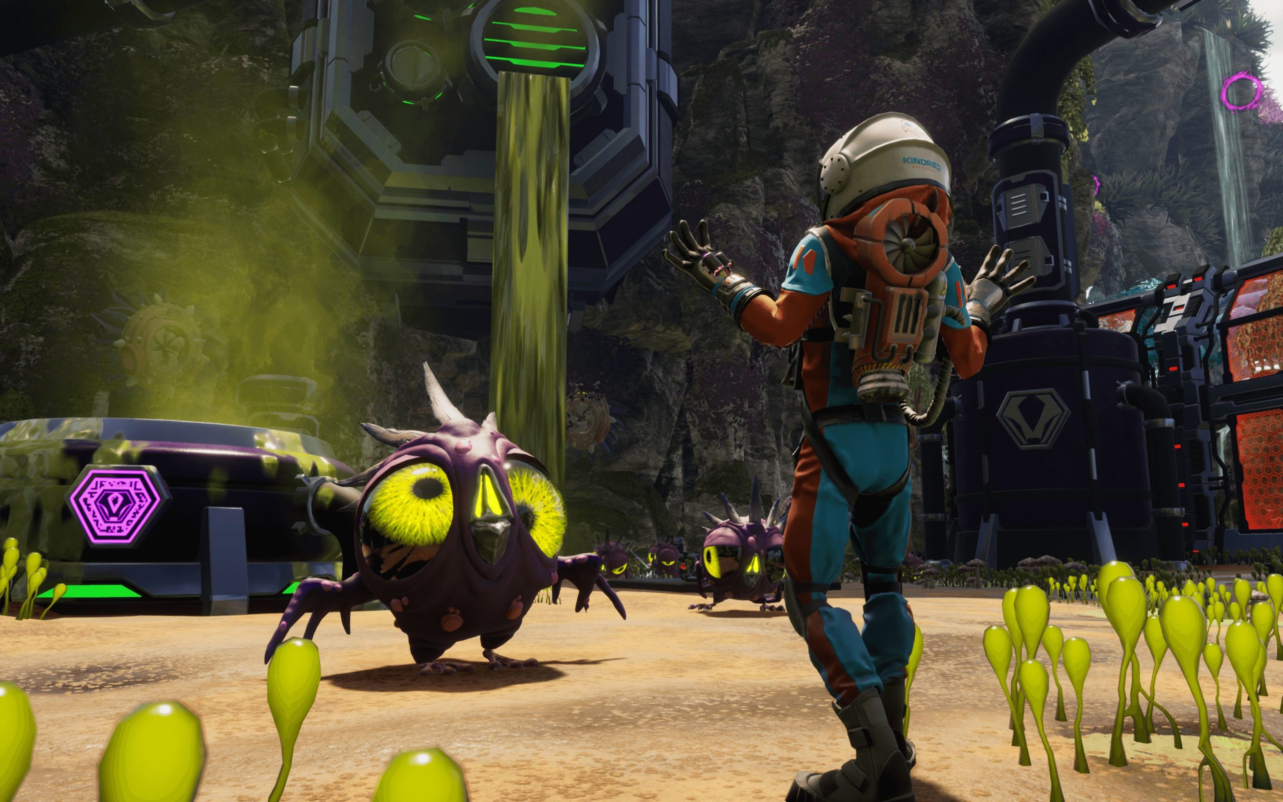 Journey To The Savage Planet Hot Garbage - Review »Let's talk ...