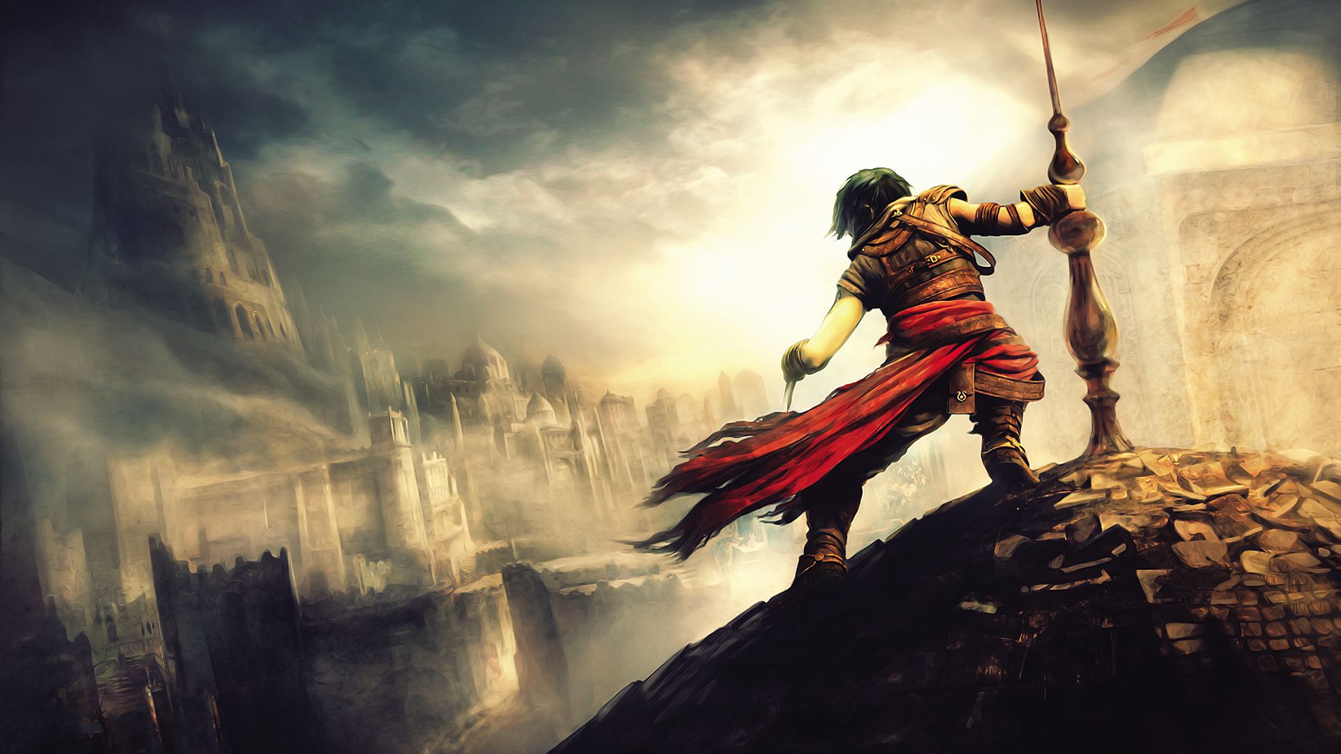 Prince Of Persia Leaked The Gameplay Of A Canceled Project Let S Talk About Videogames