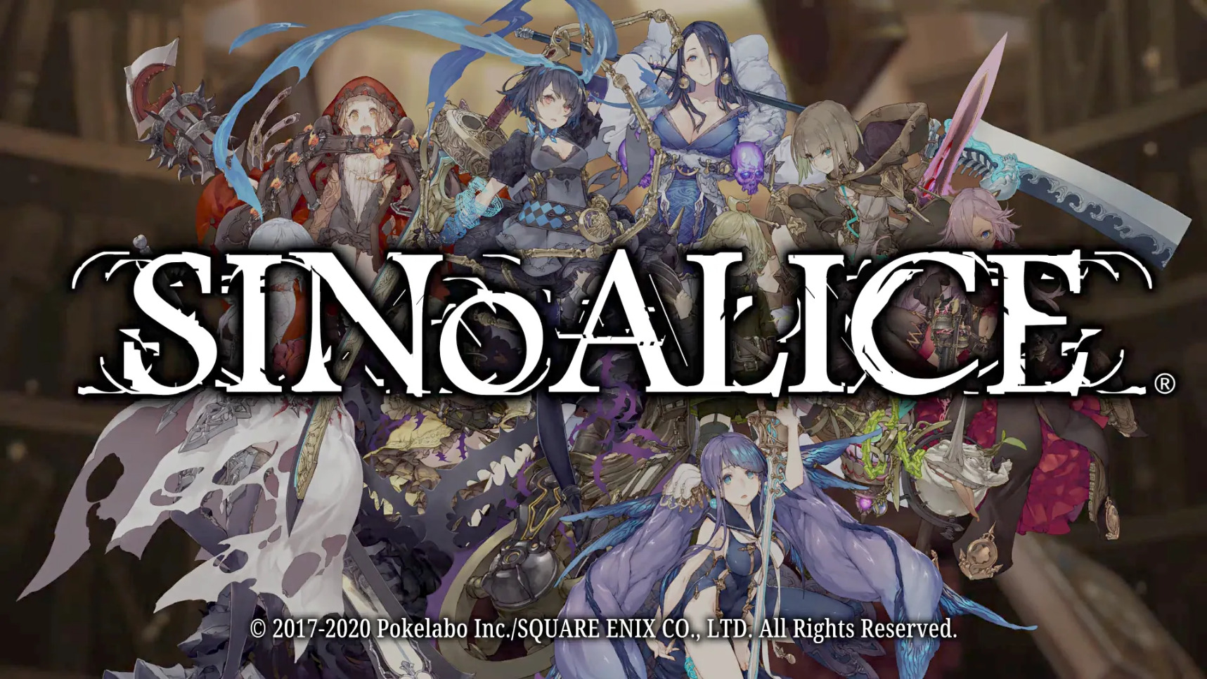 SINoALICE, pre-registrations open »Let's talk about video games