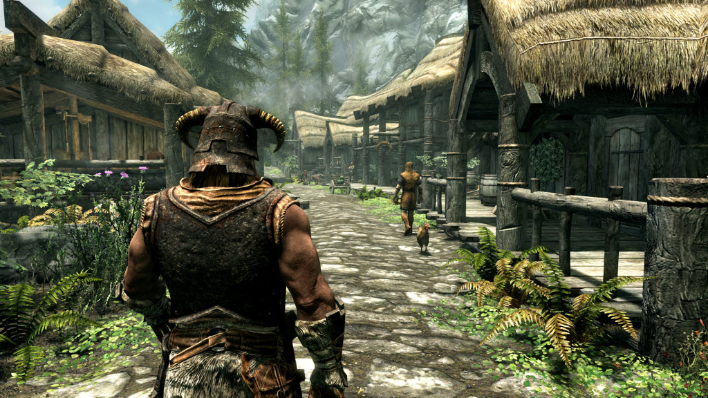 La jugabilidad de The Elder Scrolls