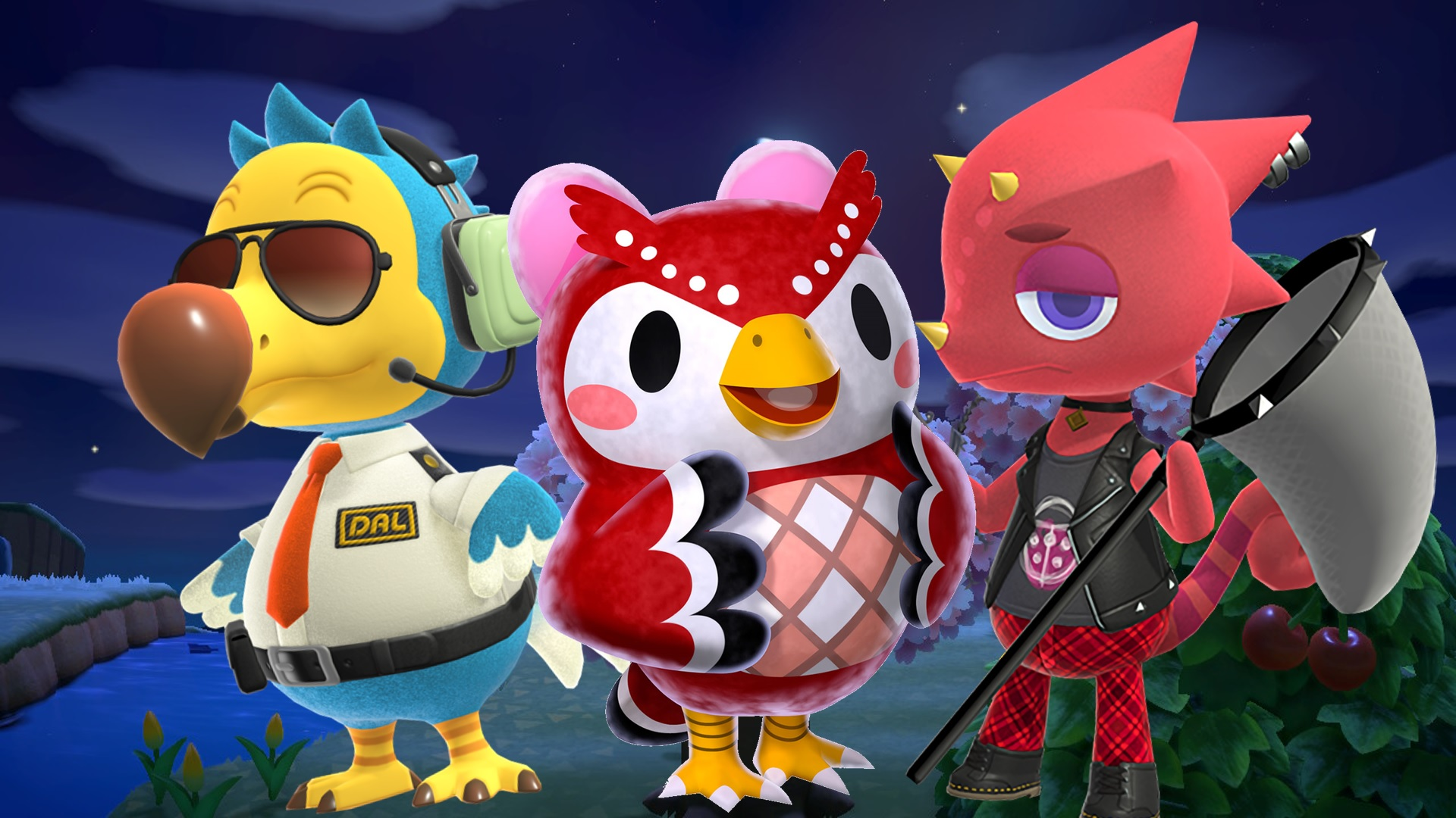 Animal Crossing New Horizons, the criteria for the ...
