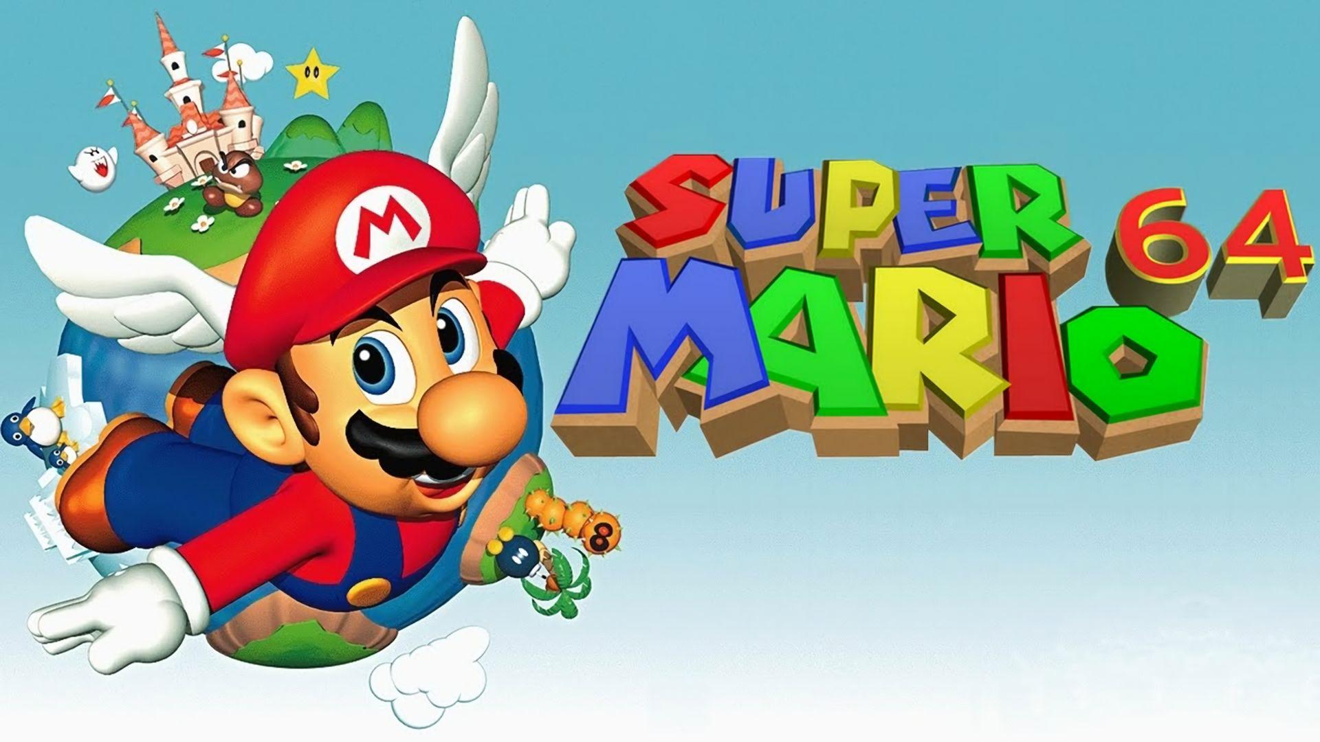 任天堂、PC向けのスーパーマリオ64をインターネットから削除したい»ビデオゲームについて話そう