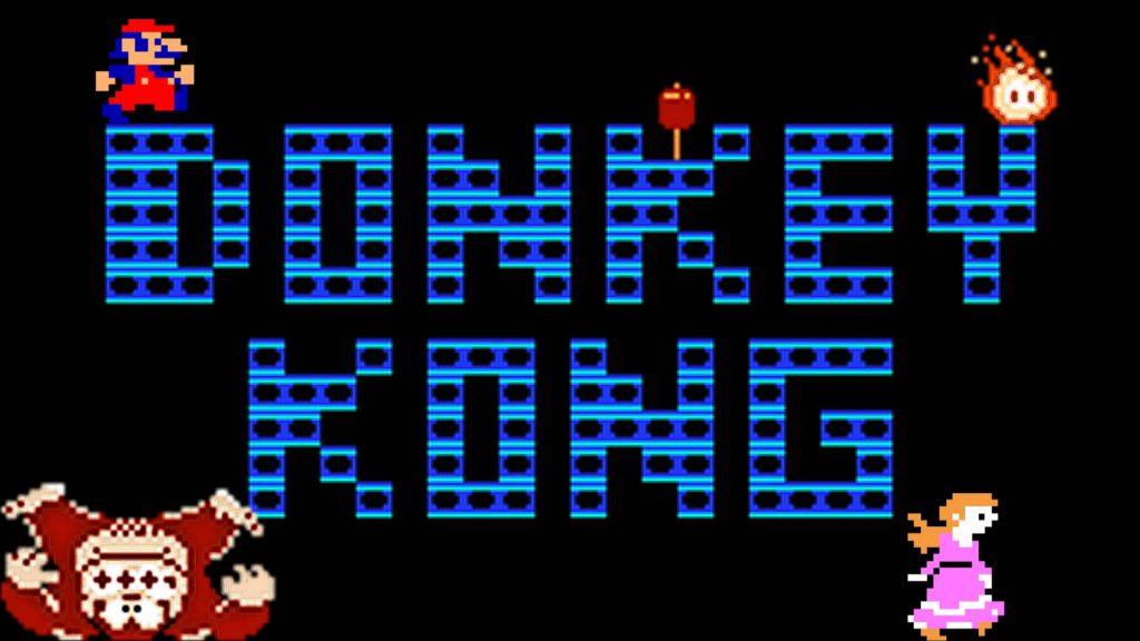 गधा काँग थंबनेल NES निनटेंडो आर्केड आर्केड