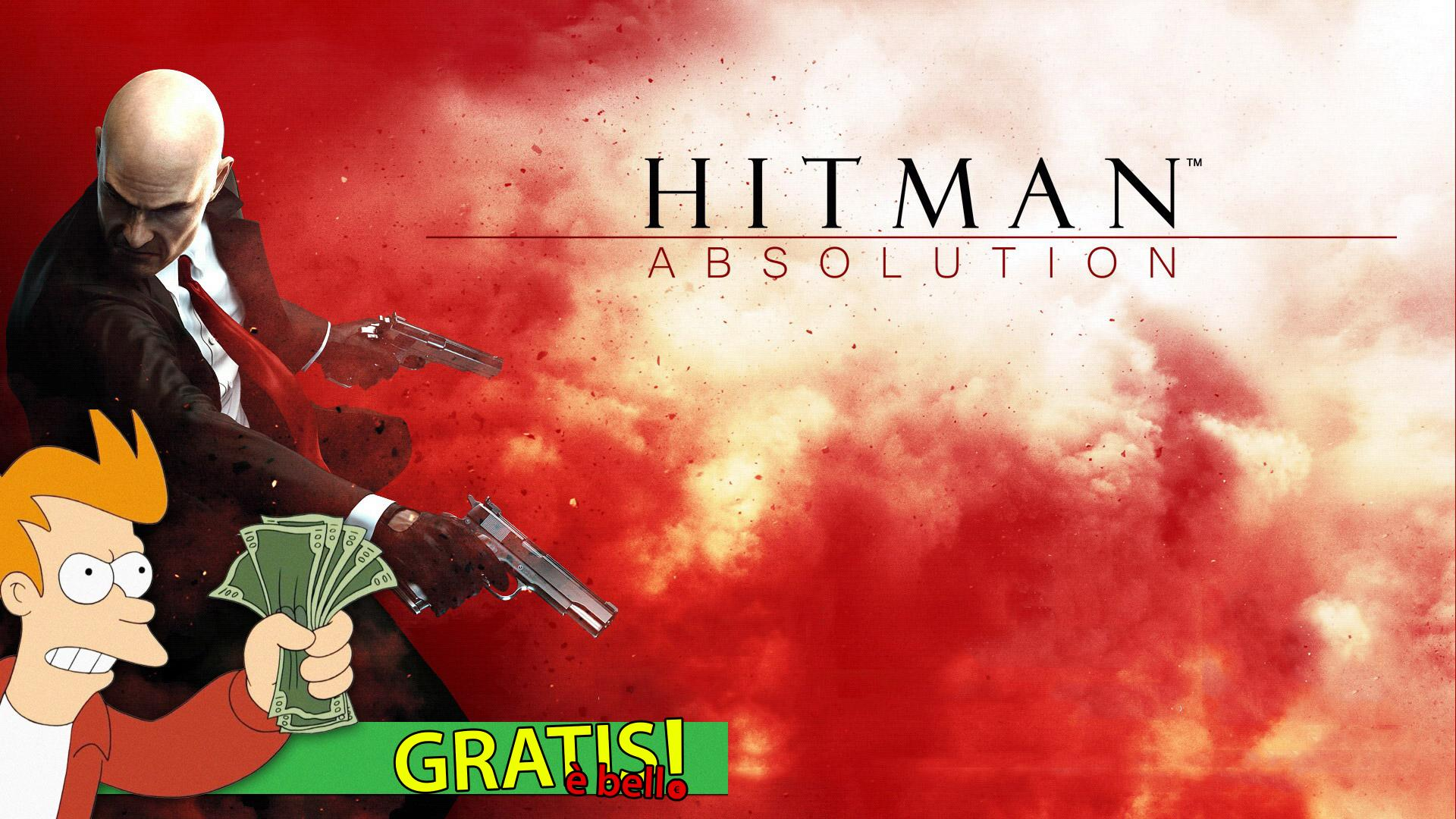 Free Is Beautiful Hitman Absolution Let S Talk About Video Games