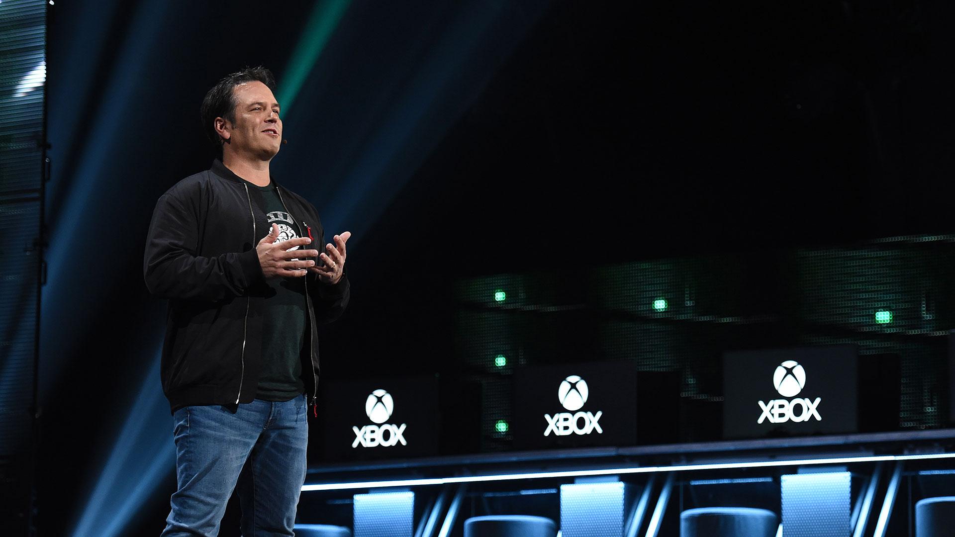 菲尔·斯宾塞Xbox Series X Next Gen