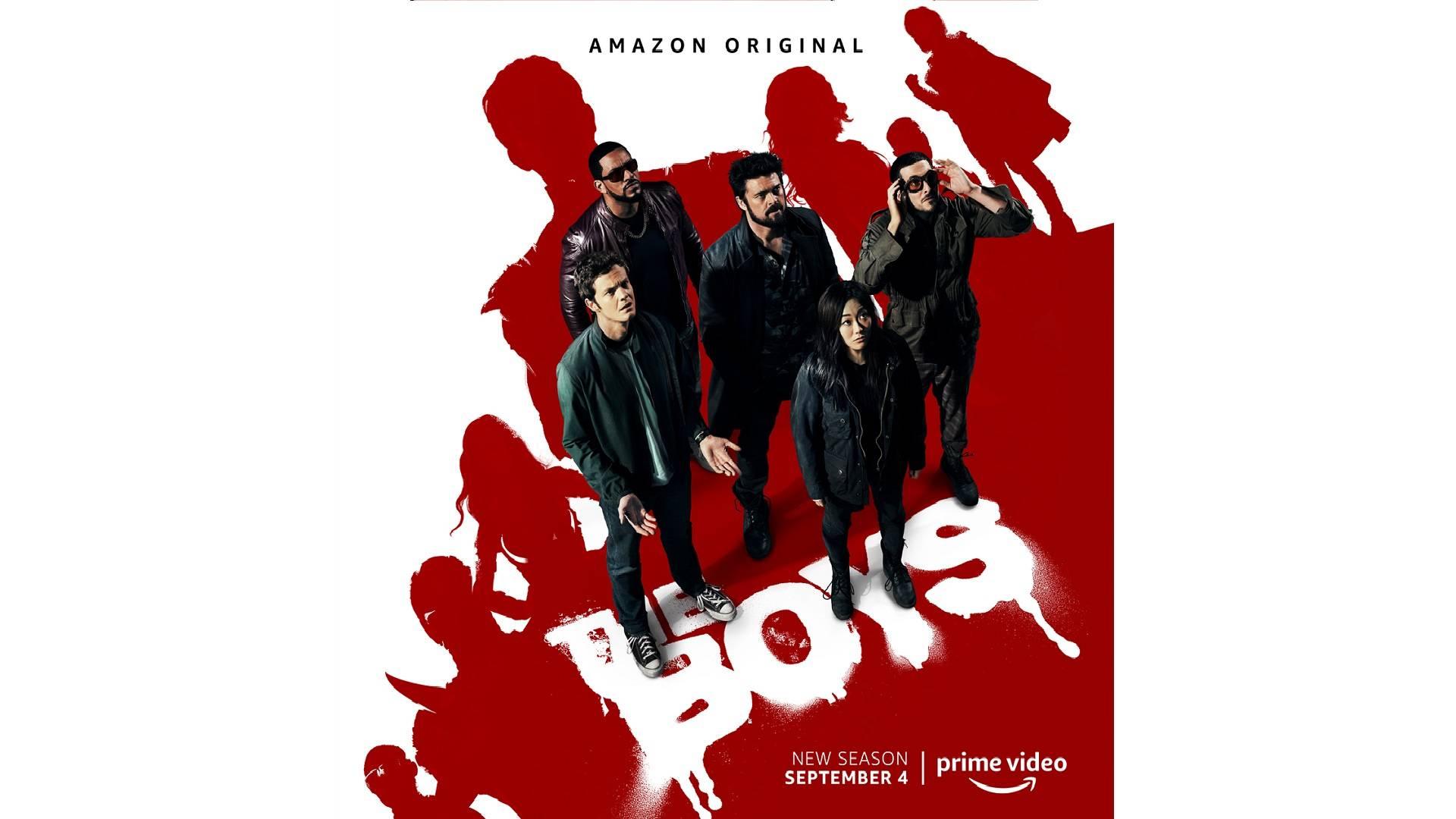 The Boys 2, reveló la fecha de lanzamiento de la nueva temporada