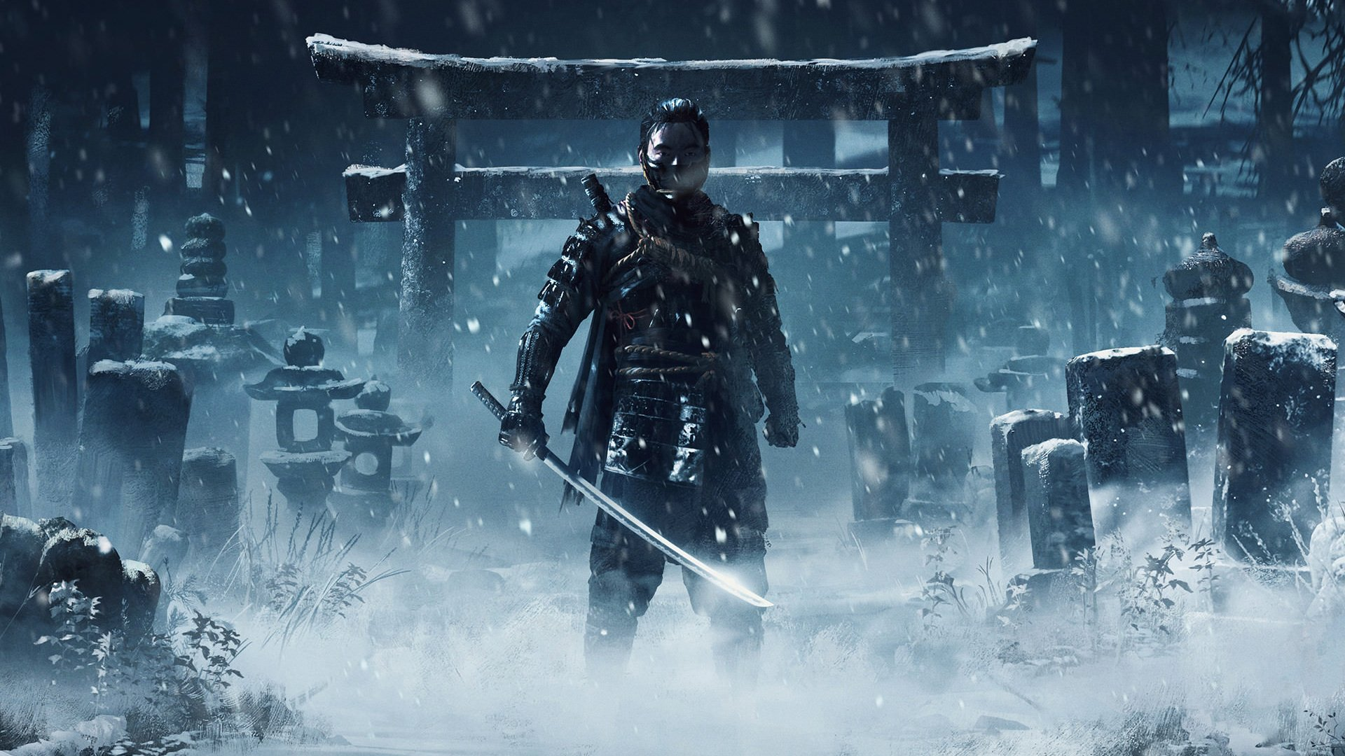 Ghost of Tsushima Sucker Punch Japón feudal