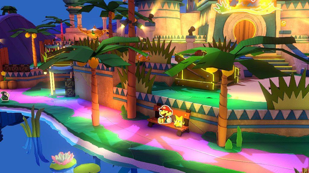 Бумага Марио: король оригами