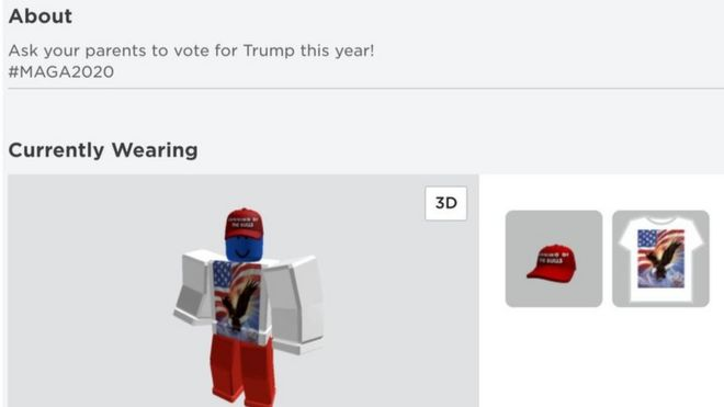 Roblox Hack Account Trump