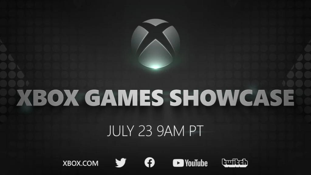 Exhibición de juegos de Xbox
