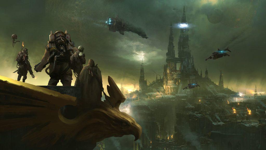 Warhammer 40.000: डार्कटाइड