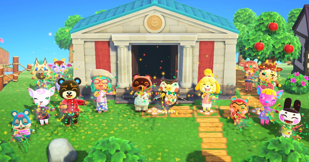 Animal Crossing New Horizons In Japan Becomes The Third Best