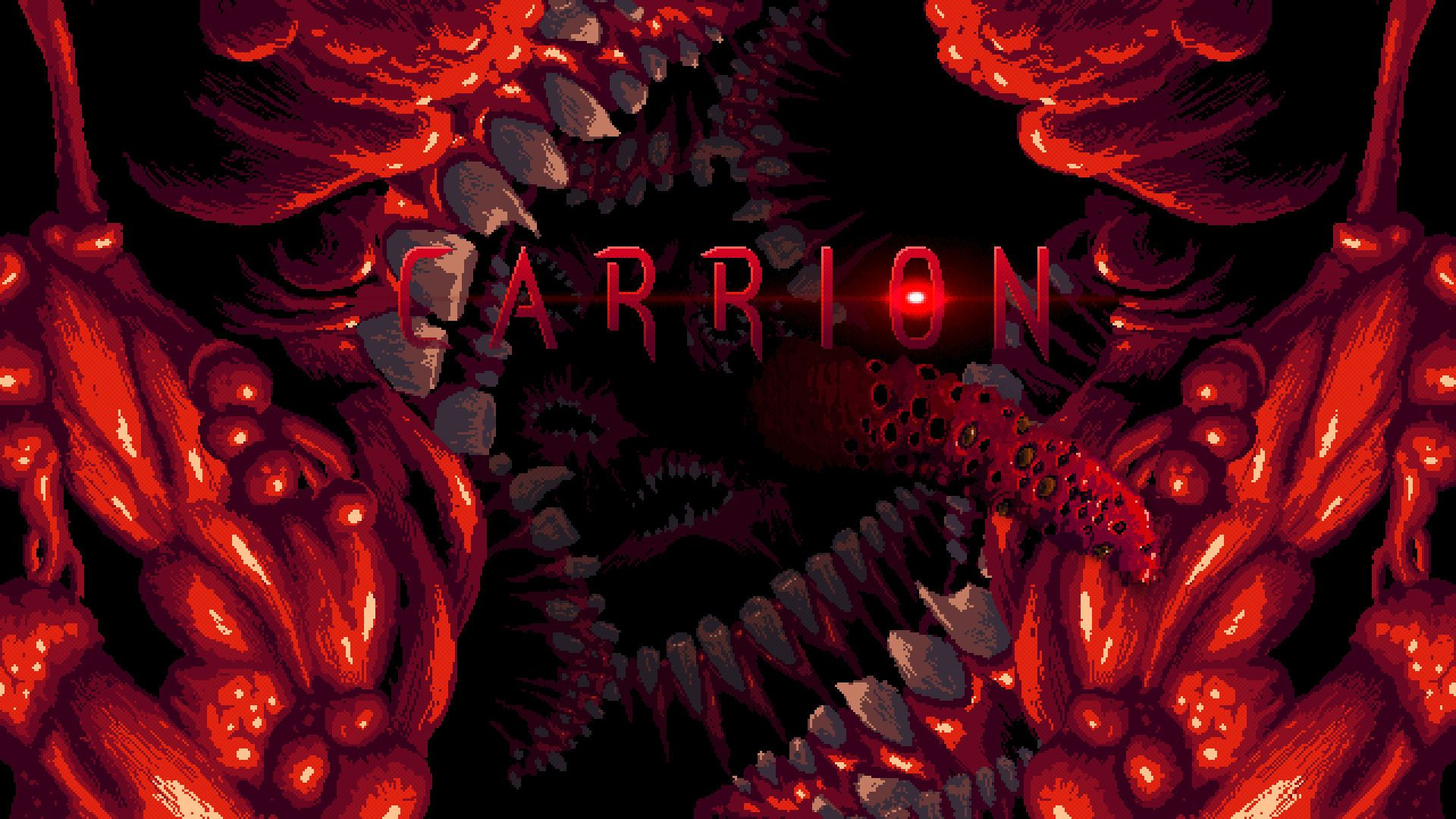 Carrion The Developers Change The Icon On Switch To Make It Less Disturbing Let S Talk About Video Games