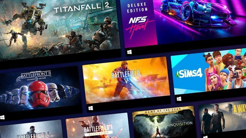 EA Access Steam Origin Electronic Arts