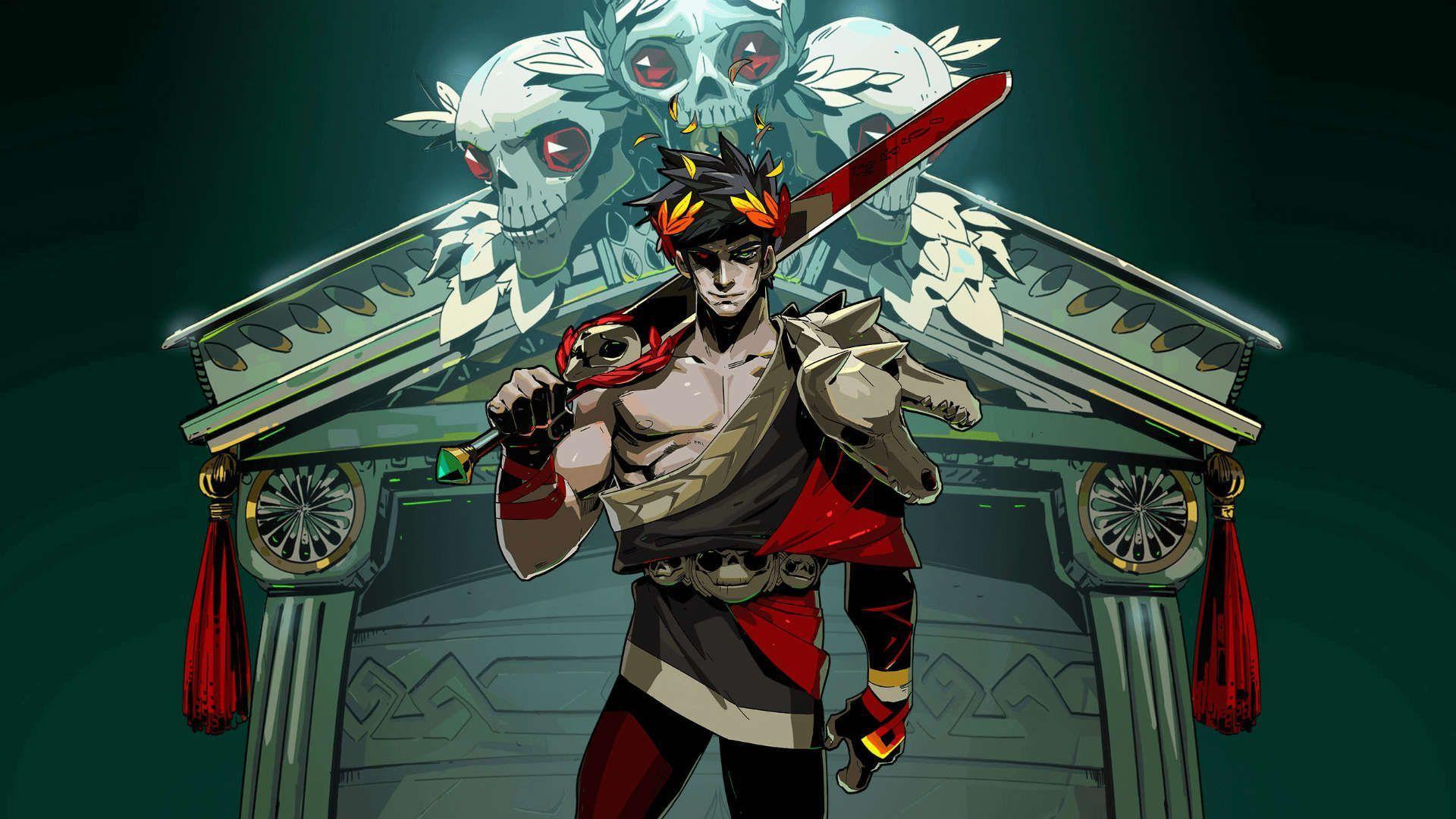 Игры Hades Nintendo Switch SuperGiant