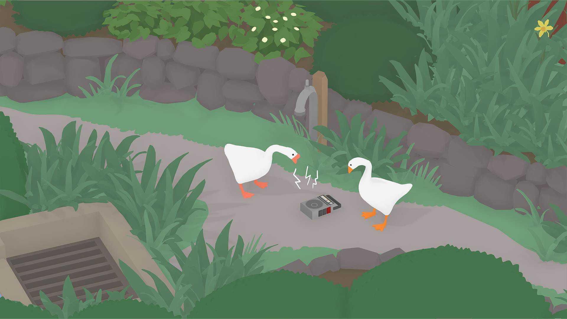 Indie World - Untitled Goose Game tendrá un modo de 2 jugadores ...