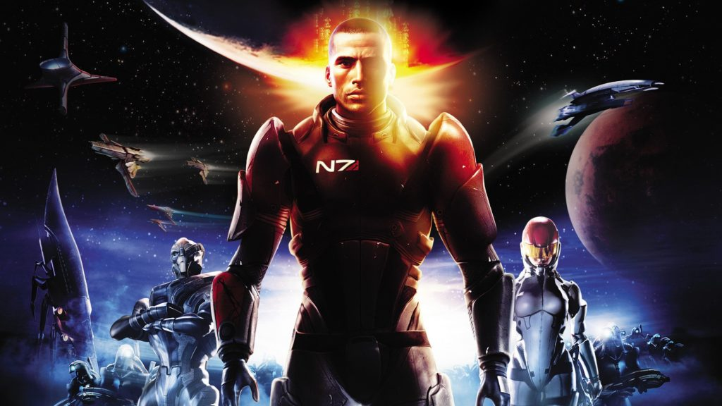 Легендарное издание Mass Effect