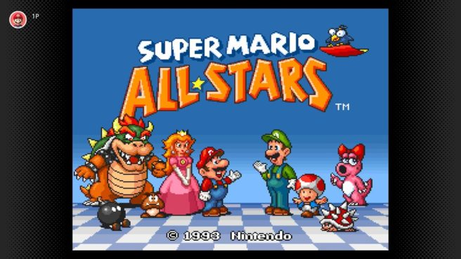 Super Mario 3D All-Stars Galaxy 64 Sunshine Nintendo Switch
