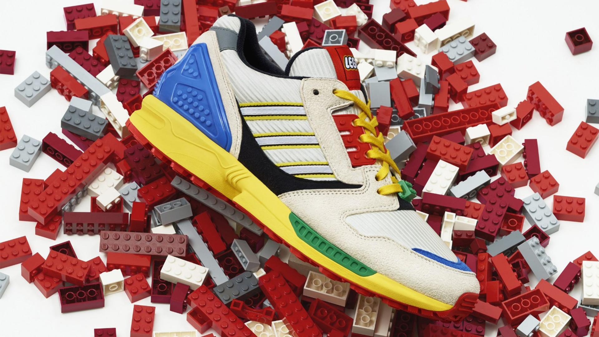 chaussure adidas lego
