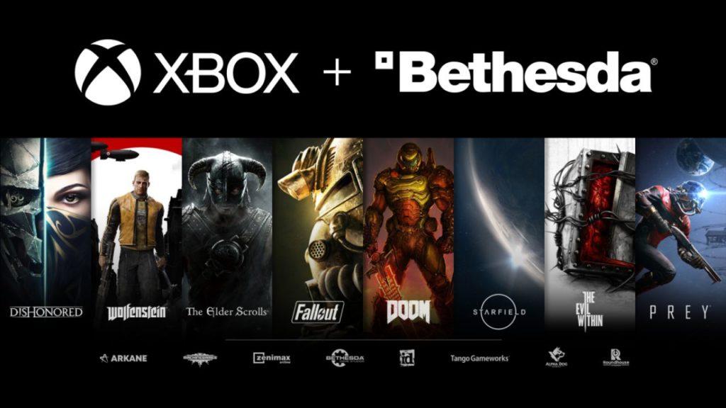 贝塞斯达Xbox