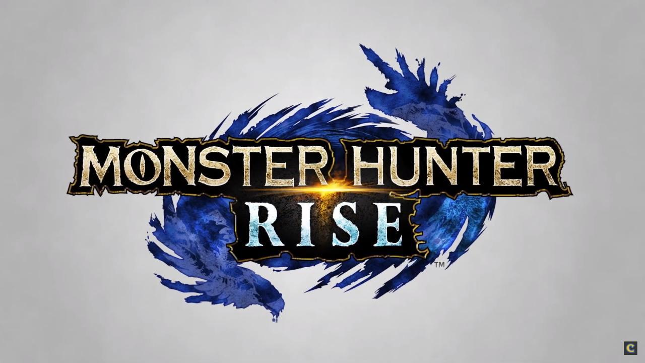 Monster Hunter Rise RE引擎