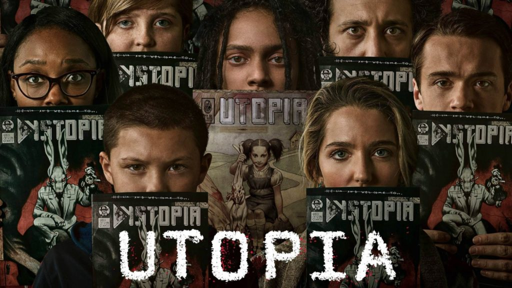 Utopia Amazon Prime Video Anteprima
