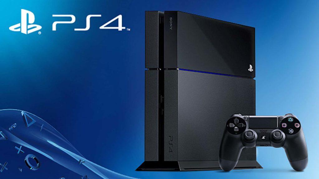 PS4 aggiornamento