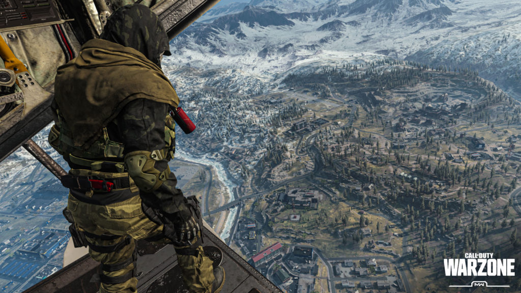 Call of Duty Black Ops Cold War Warzone